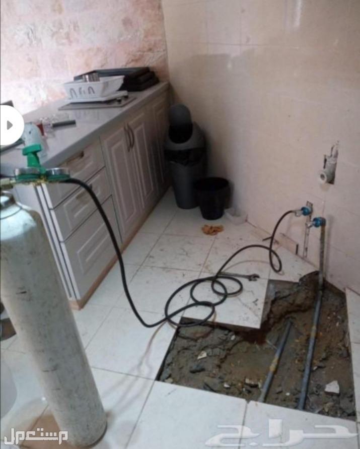 غسيل وتعقيم وعزل الخزانات بالرياض