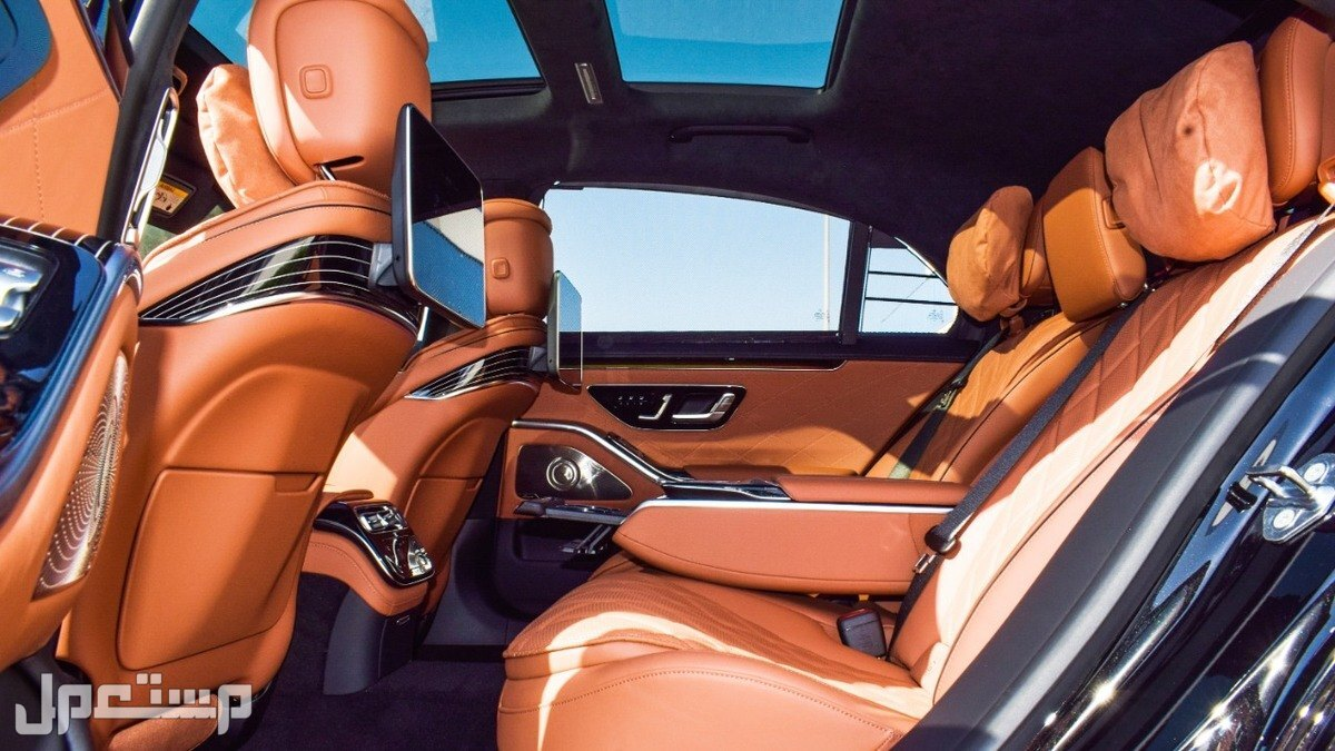 مرسيدس S 500 L Night PKG موديل 2021 (جديد)