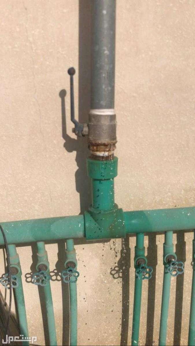 كشف تسربات حل ارتفاع فاتورة المياه