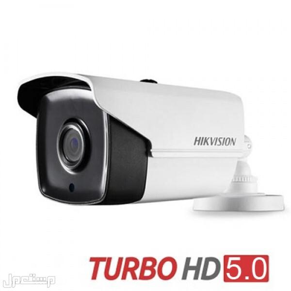 4 كاميرات مراقبة بدقة 5 ميجا من هيك فيجن بسعر خاص