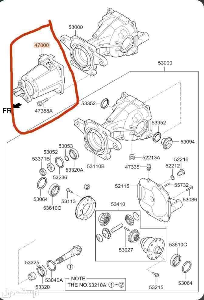 كيا سورينتو 2012 جديدة للبيع