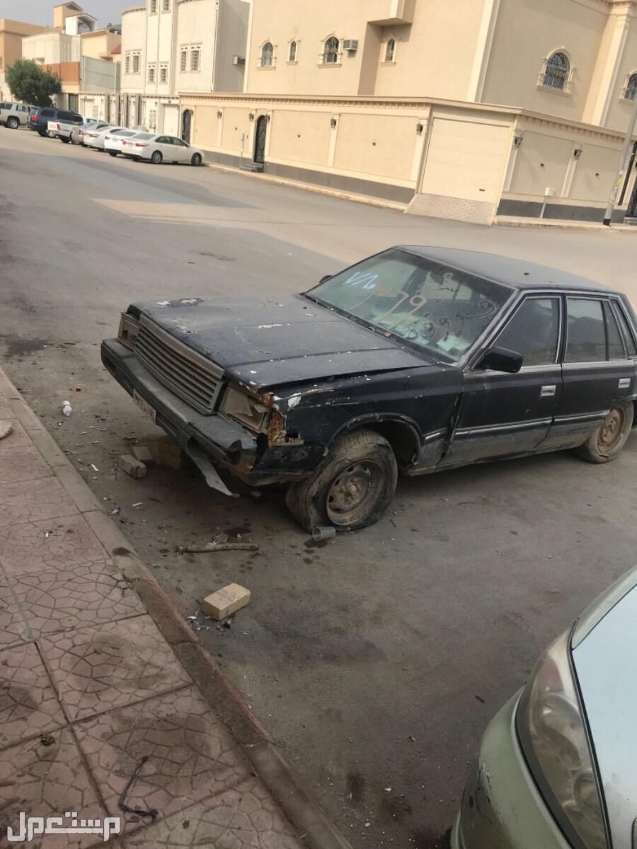نيسان أخرى قبل 1990 مستعملة للبيع
