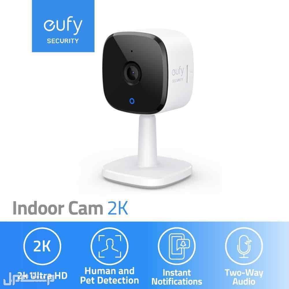 افضل و اذكى كاميرا مراقبة من eufy صوت و صورة مكتبية ، التعرف على الاصوات