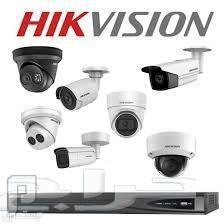 كاميرات مراقبه للمحلات التجاريه و المنازل و الفلل هيك فيجن