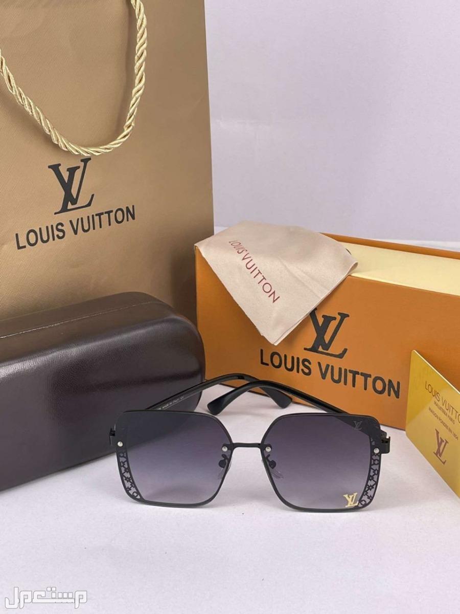 نظارات شمسية ماركة لويس فيتون 130ريال