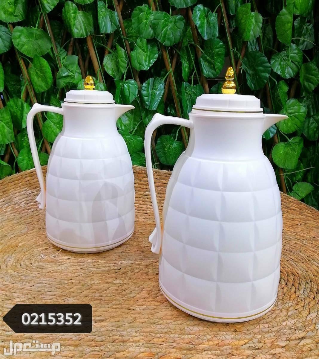 # طقم ثلاجات قهوة و شاي #  1 لتر   تحفظ الحراره من 10 الى 12 ساعه