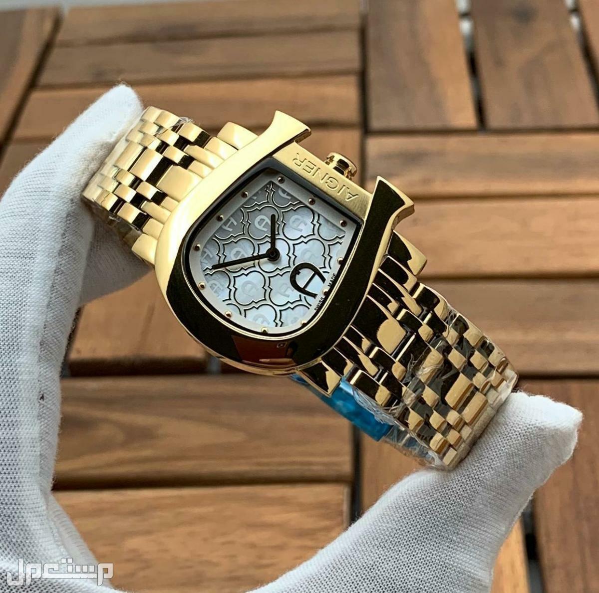 ساعة نسائية ماركة اقنر العالمية # كمية محدوده