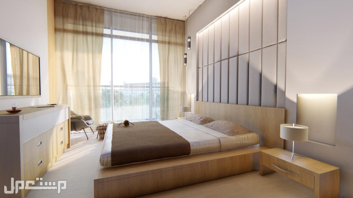 استديوهات في دبي بتصاميم راقيه وخطه سداد على 75 شهر