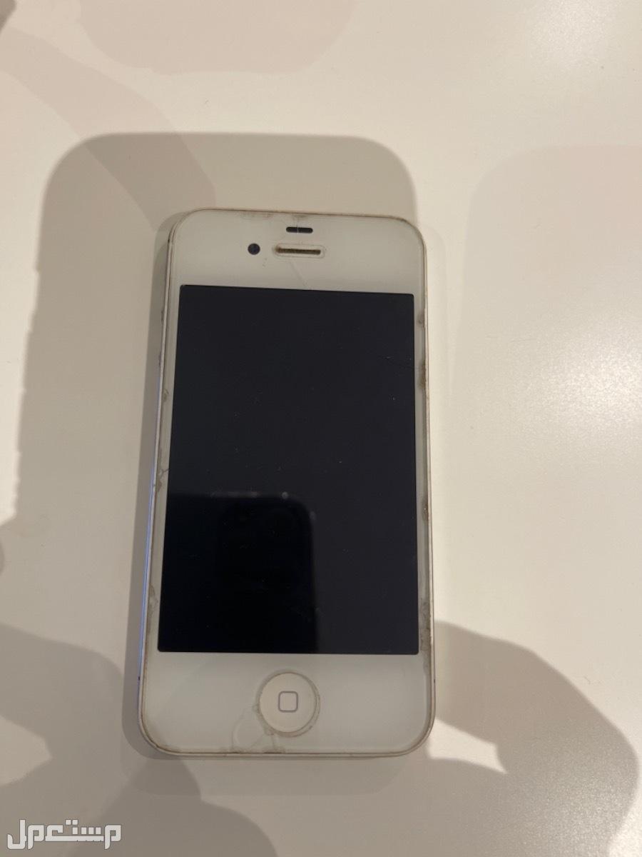 جوال ايفون 4 للبيع
