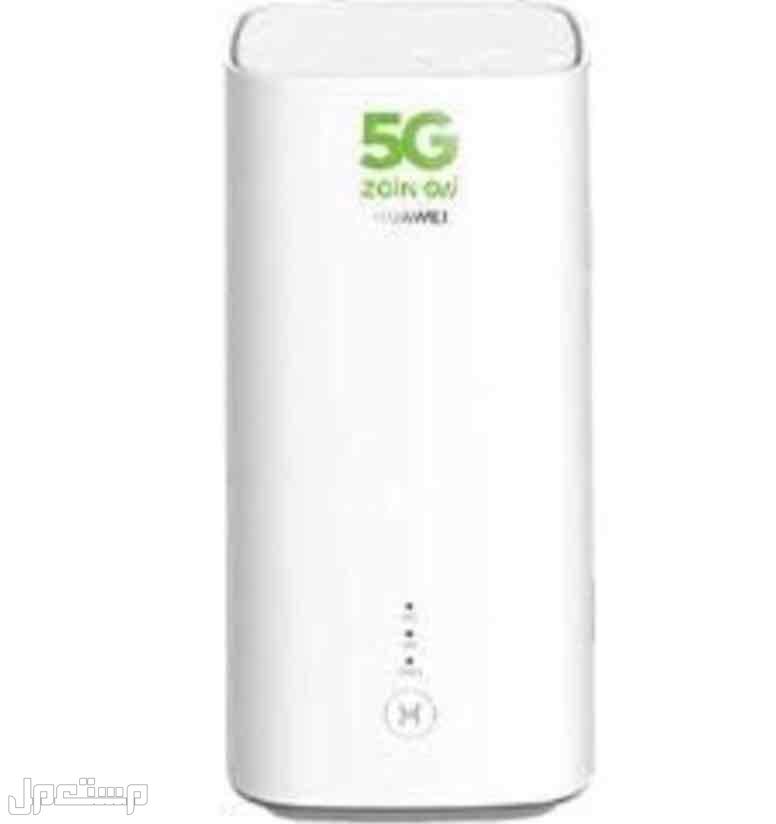 روتر 5G زين للعبيع الاستعمال شهر فقط