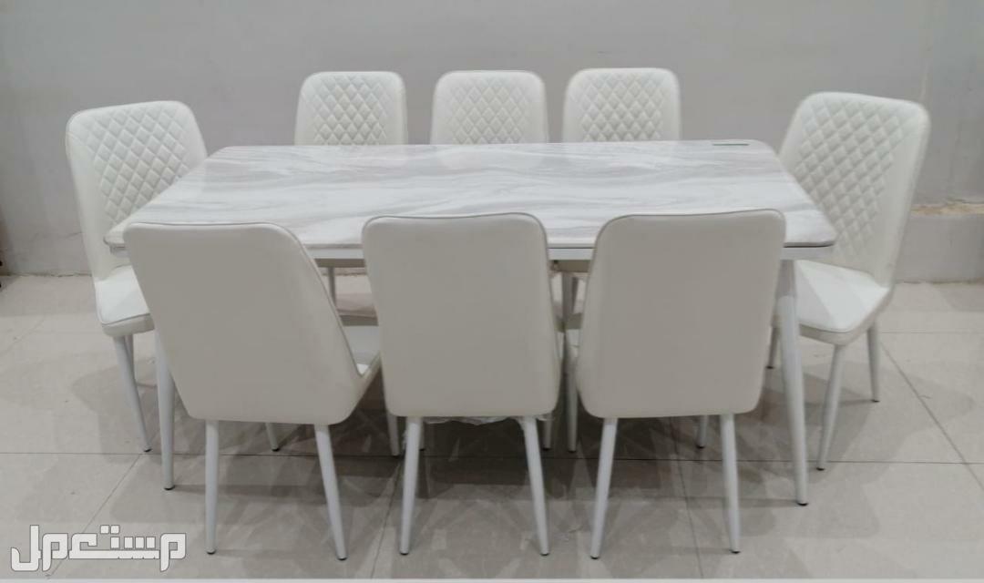طاولة عليك ومكنسة علينا طاولة طعام رخام للفخامة عنوان