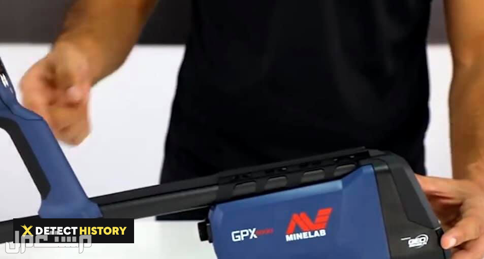جهاز كشف الذهب GPX6000 الجديد