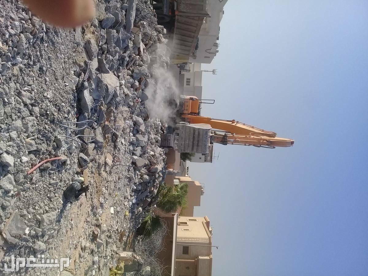مقاول هدم وتكسير المباني وجميع أعمال التكسير