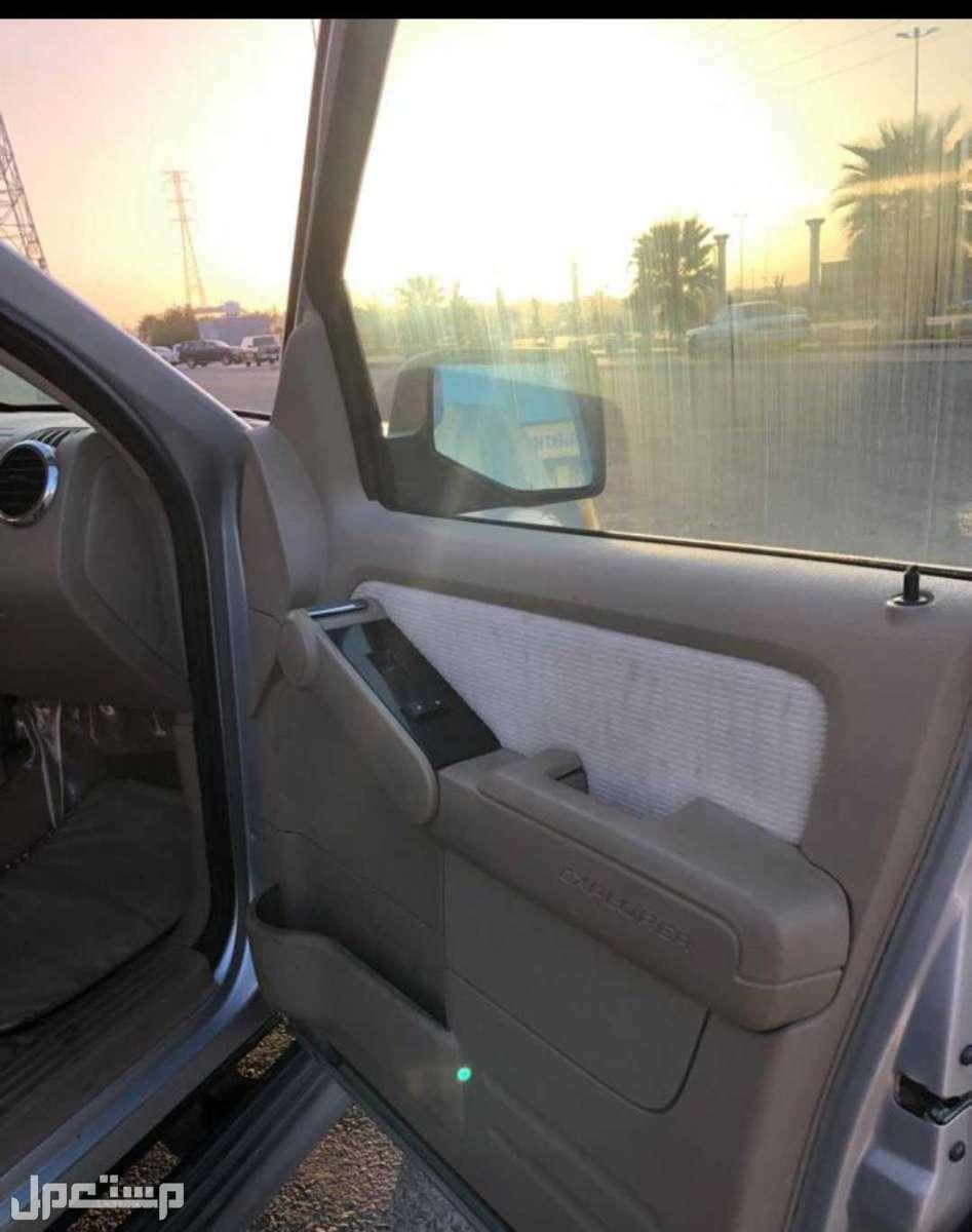 فورد اكسبلورر 2009 مستعملة للبيع