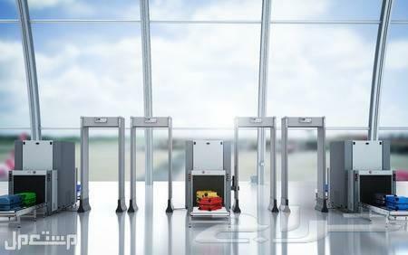 جهاز تفتيش الحقائب والطرود للفنادق والجهات الحكومية والجهات الخاصه وشركات