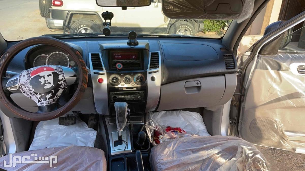 ميتسوبيشي باجيرو 2011 مستعملة للبيع