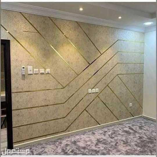 ارقي انواع الدهانات تركيب استيل علي الحائط