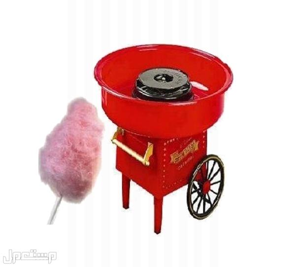 ماكينة غزل البنات للصغار لحلوي لذيذة كل يوم