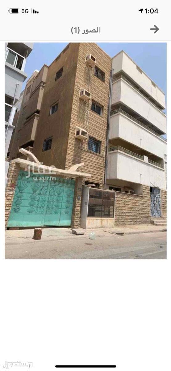 للبيع عمارة في حي غليل جنوب جدة