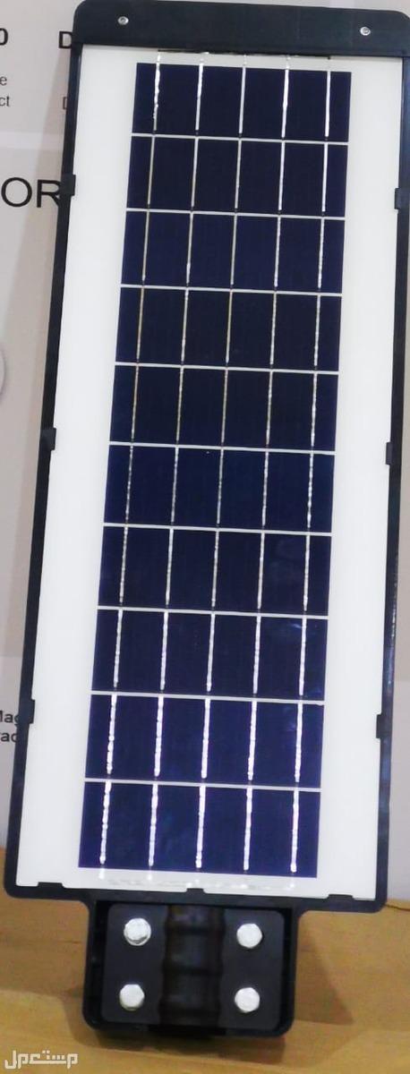 تركيب لمبات ليد طاقة شمسية solar