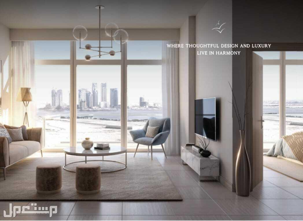 شقة للبيع خمس دقائق من برج خليفة