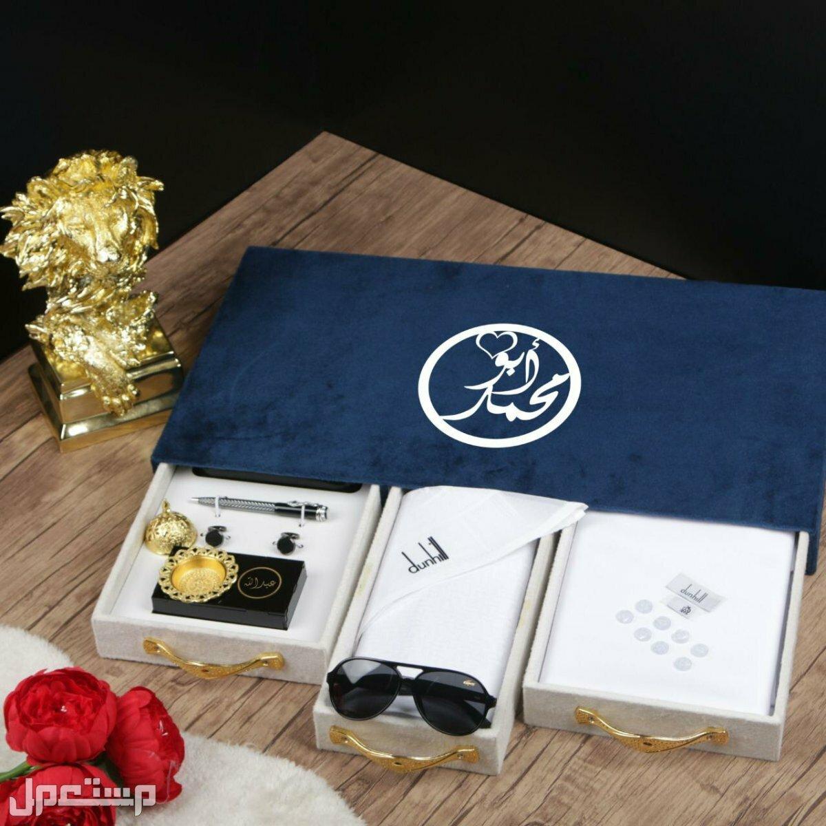 بوكس هدايا رجالي مقدم من ماركة جفنشي العالمية