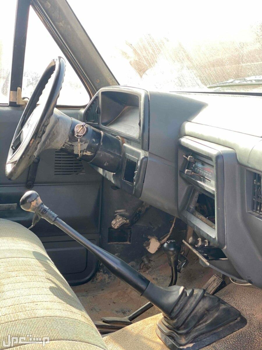 ونيت من نوع فورد F250 مديل 1991