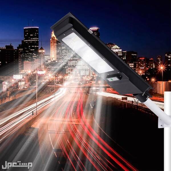 مصابيح طاقة شمسية تحتوي على 120لمبة ليد تعمل بالريموت كنترول
