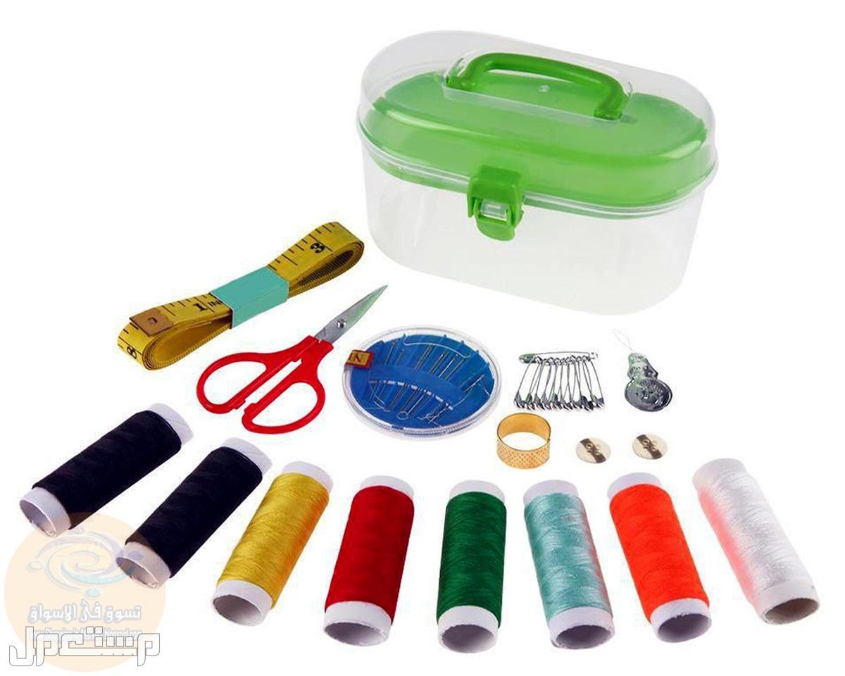 مجموعة ادوات الخياطة المنزلية