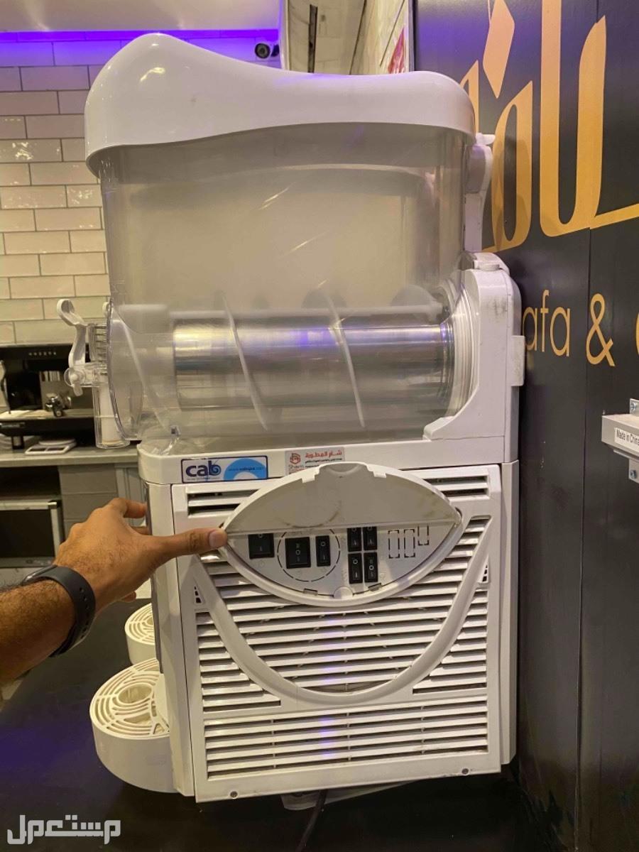 ماكينة سلاش ايطالية للبيع