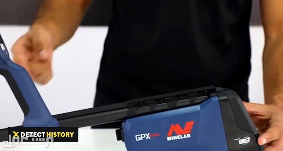 GPX 6000 مينلاب جهاز كشف الذهب GPX 6000 مينلاب جهاز كشف الذهب