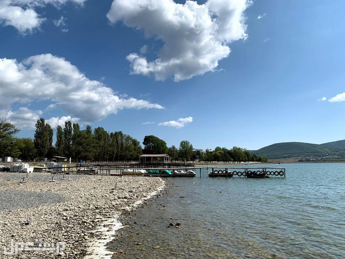 اراضي للبيع في جورجيا على بحيرة بازاليتي