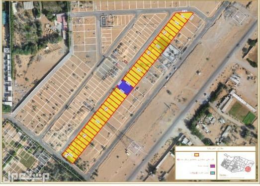 للبيع بمنطقة الياسمين أرض مساحة 261 متر بسعر هائل