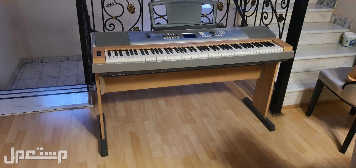 بيانو ياماها - Yamaha Piano Protable Grand DGX 630