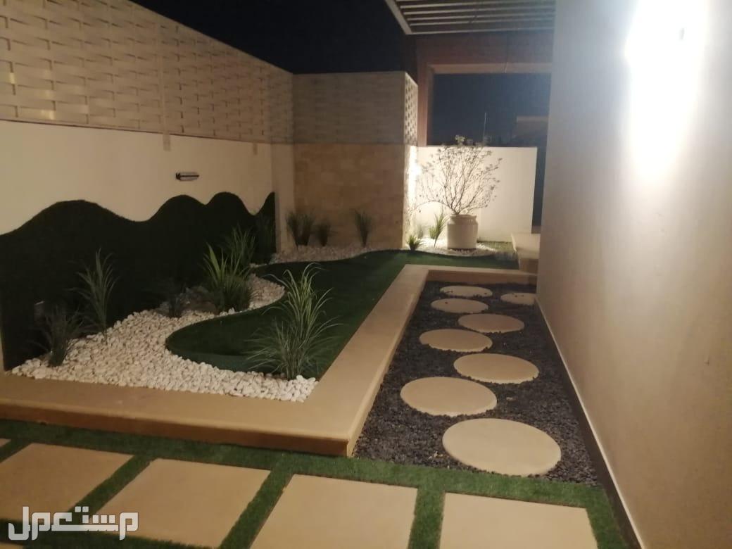 للبيع فيلا مساحة 367درج داخلي حي الياسمين