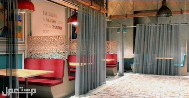 تنفيذ مطاعم كافي شوب ديكورات تصميم وتنفيذ ديكورات