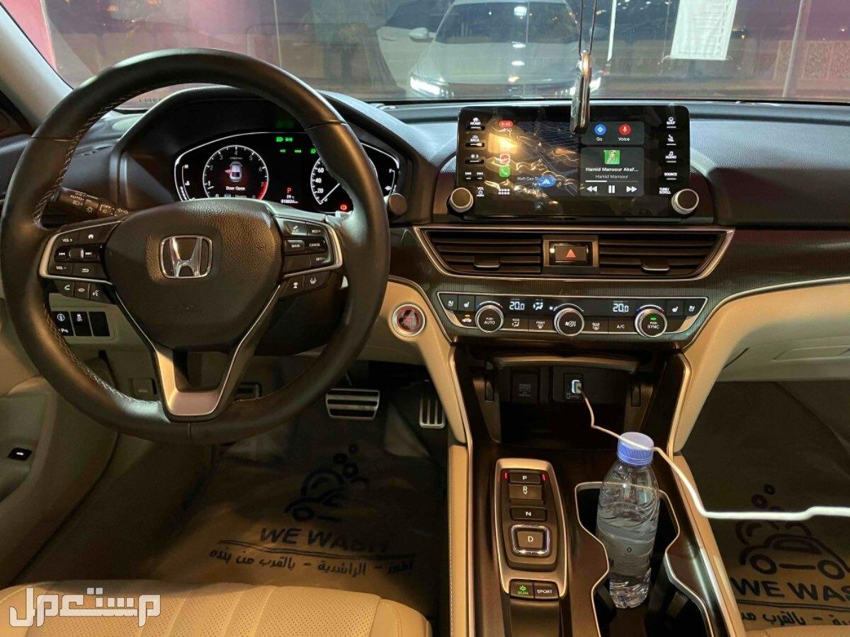 هوندا اكورد 2019 مستعملة للبيع