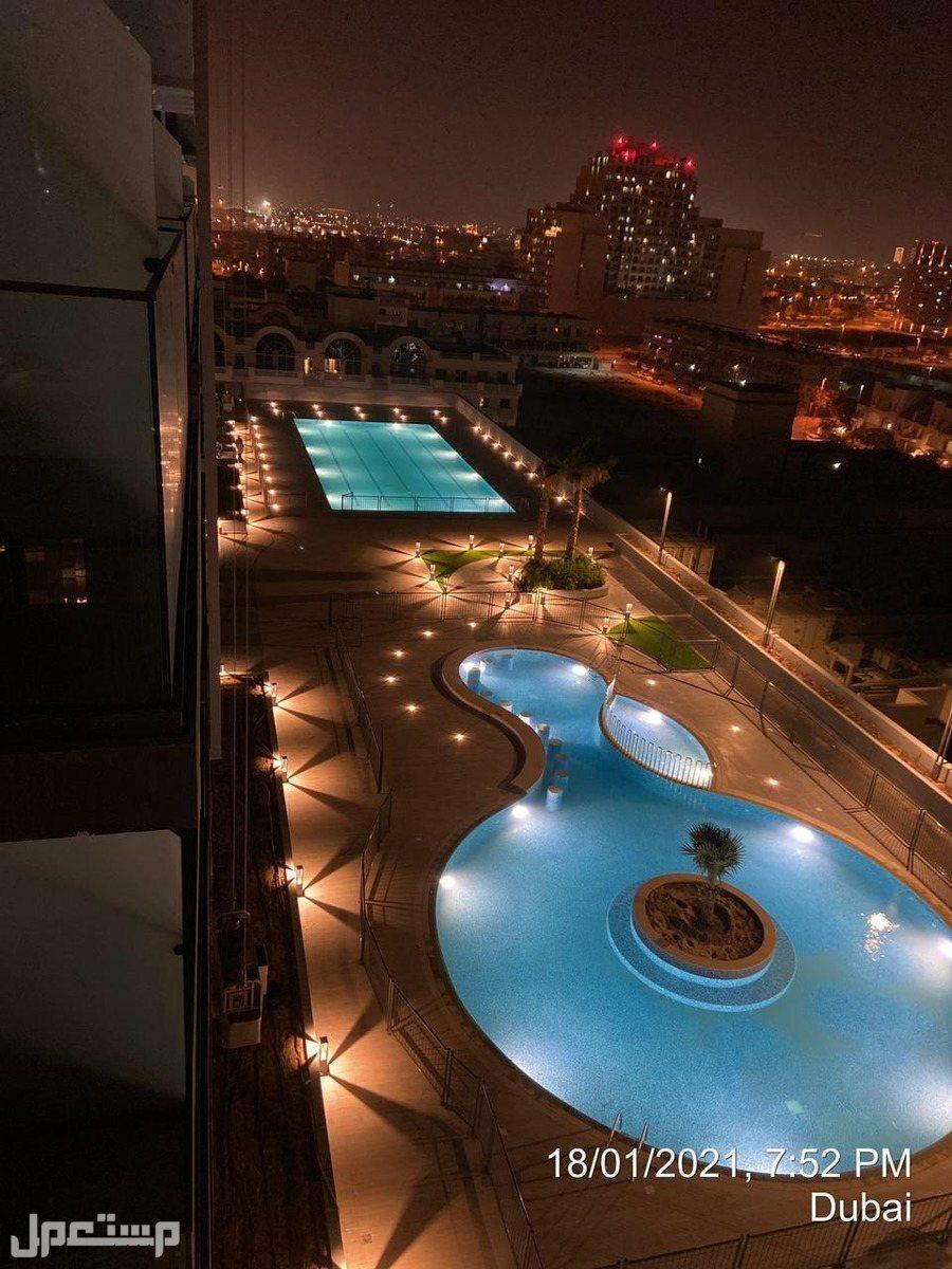 شقق للبيع في دبي بعائد مضمون 8% ل3 سنوات