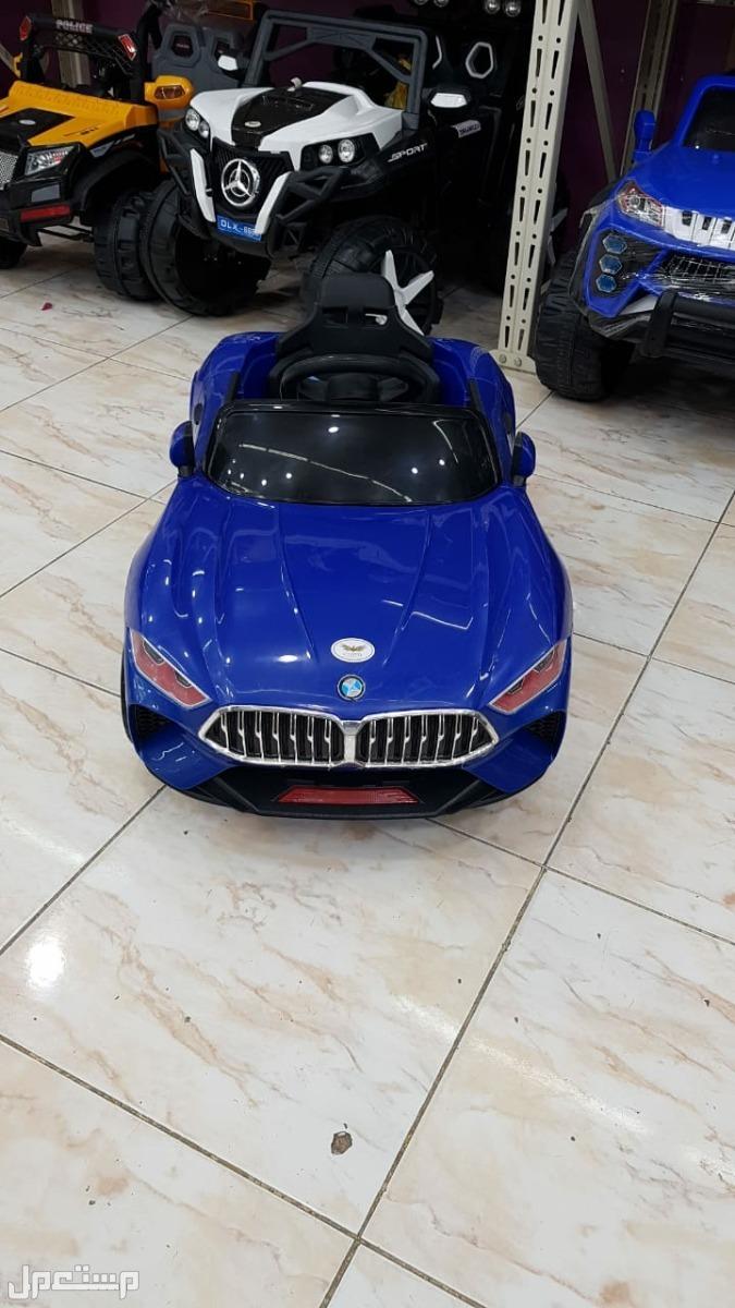 سيارة اطفال كهربائيه BMW