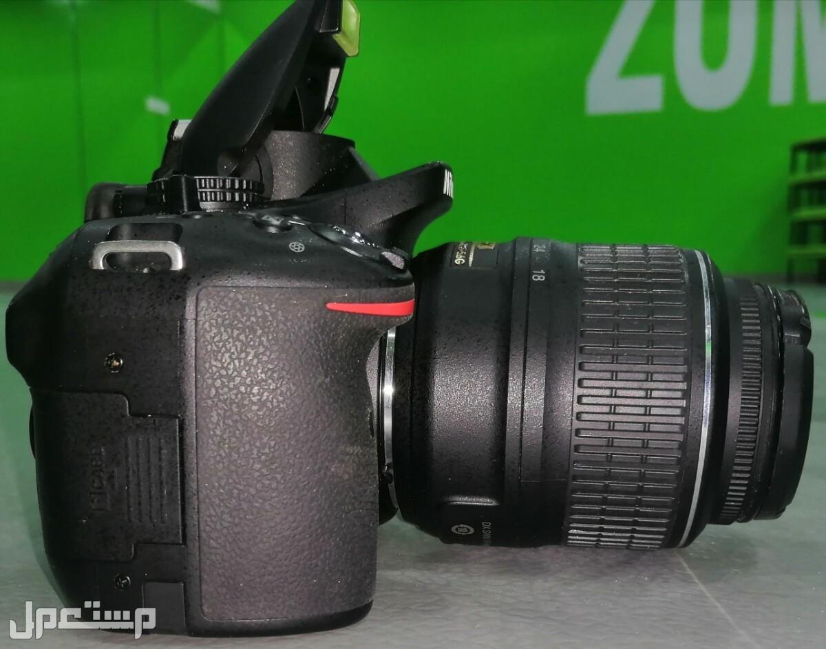 كاميرا نيكون D5200 شبه جديده nikon D5200 Almost new