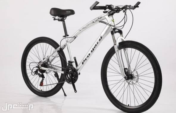 دراجه هوائيه ( جاكور هجين ) + حامل الدراجه السيارات مع 13 هديه