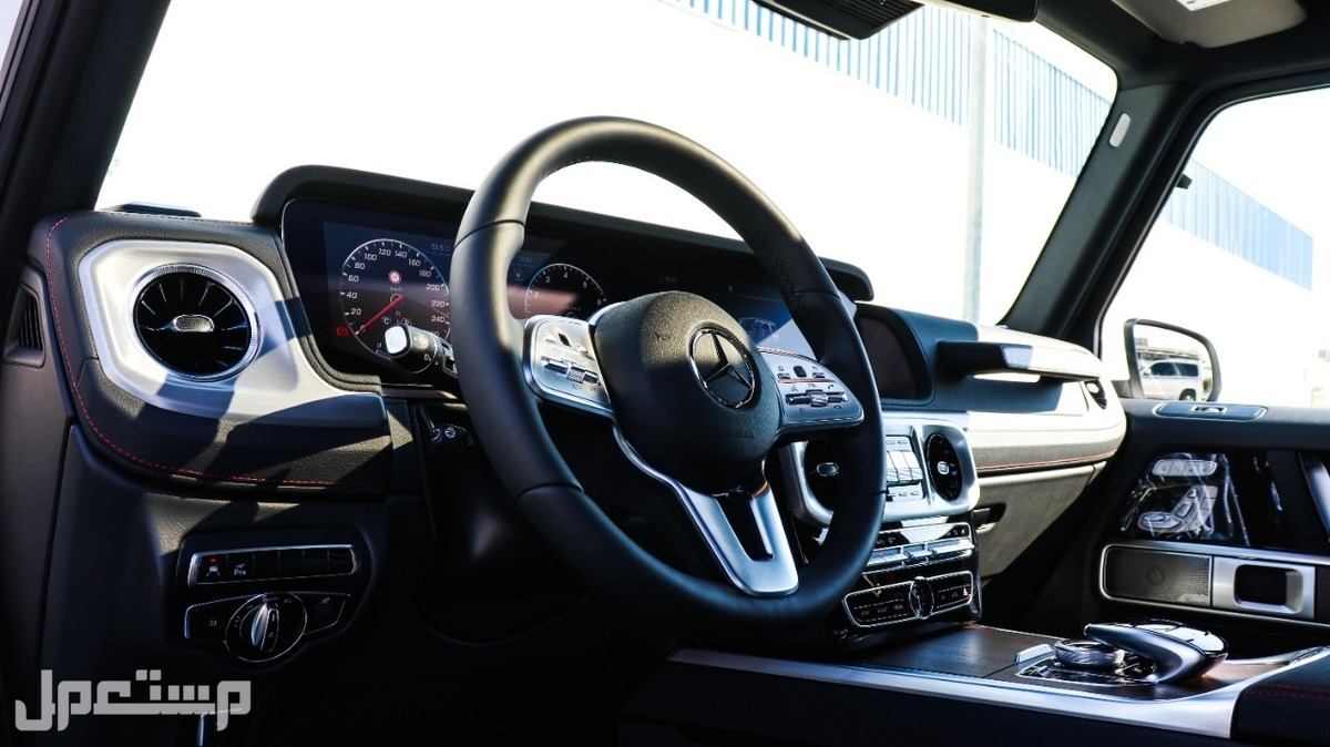 مرسيدس G 500 AMG PKG موديل 2020 (جديد)