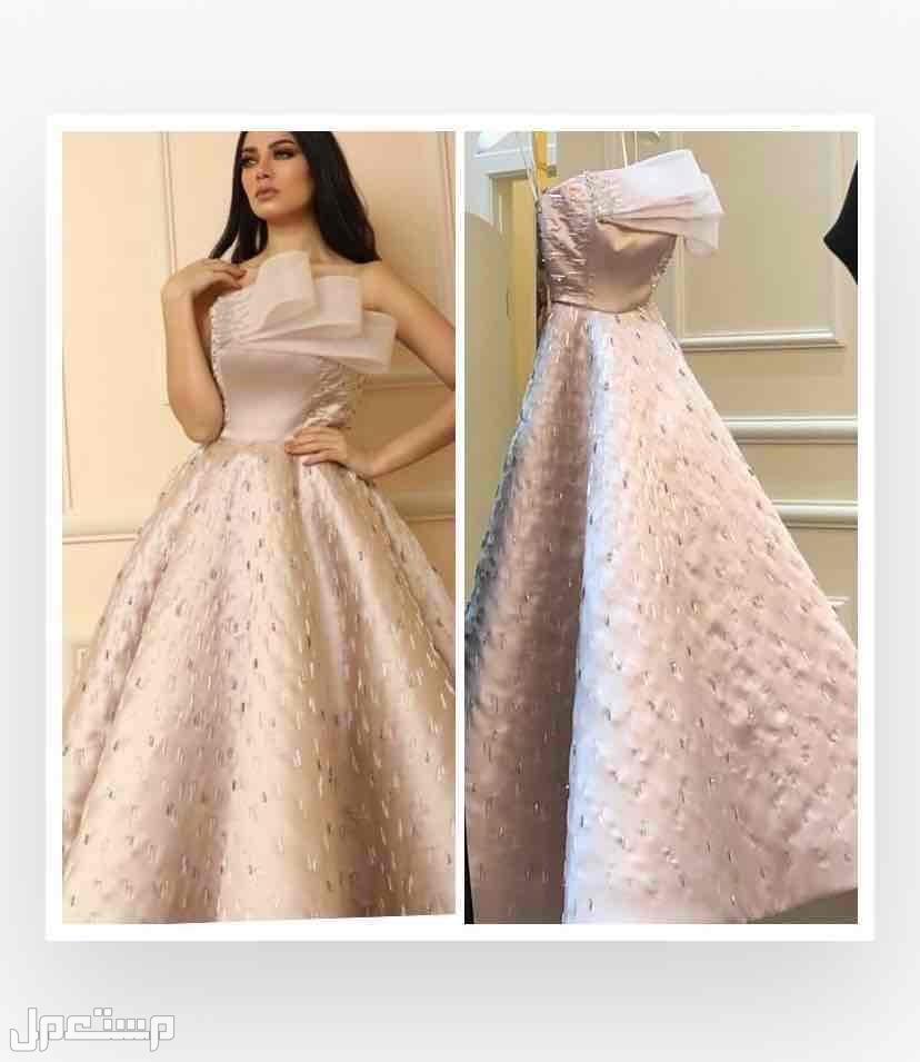 القصيم - الرياض المصممه : s.m couture  سارة المحلسي المقاس: S+M  سعر الشراء: 7000