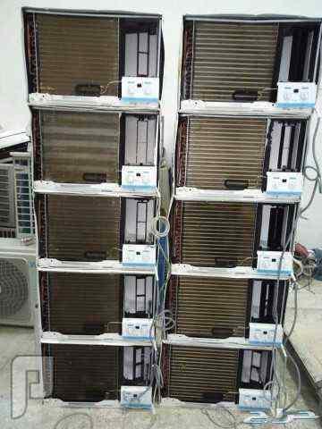 للبيع مكيفات شباك مستعمله مع التوصيل والتركيب مجانا حار بارد