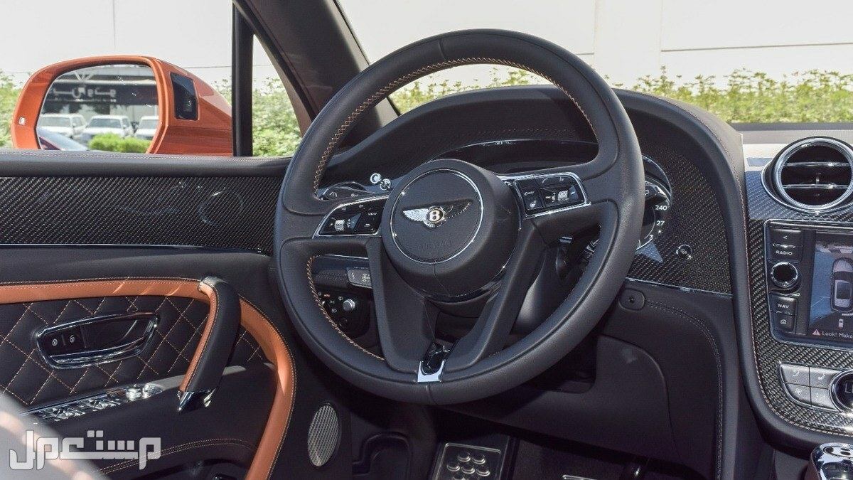 بنتلي بنتايجا سبيد V12 موديلات 2020 (جديد)