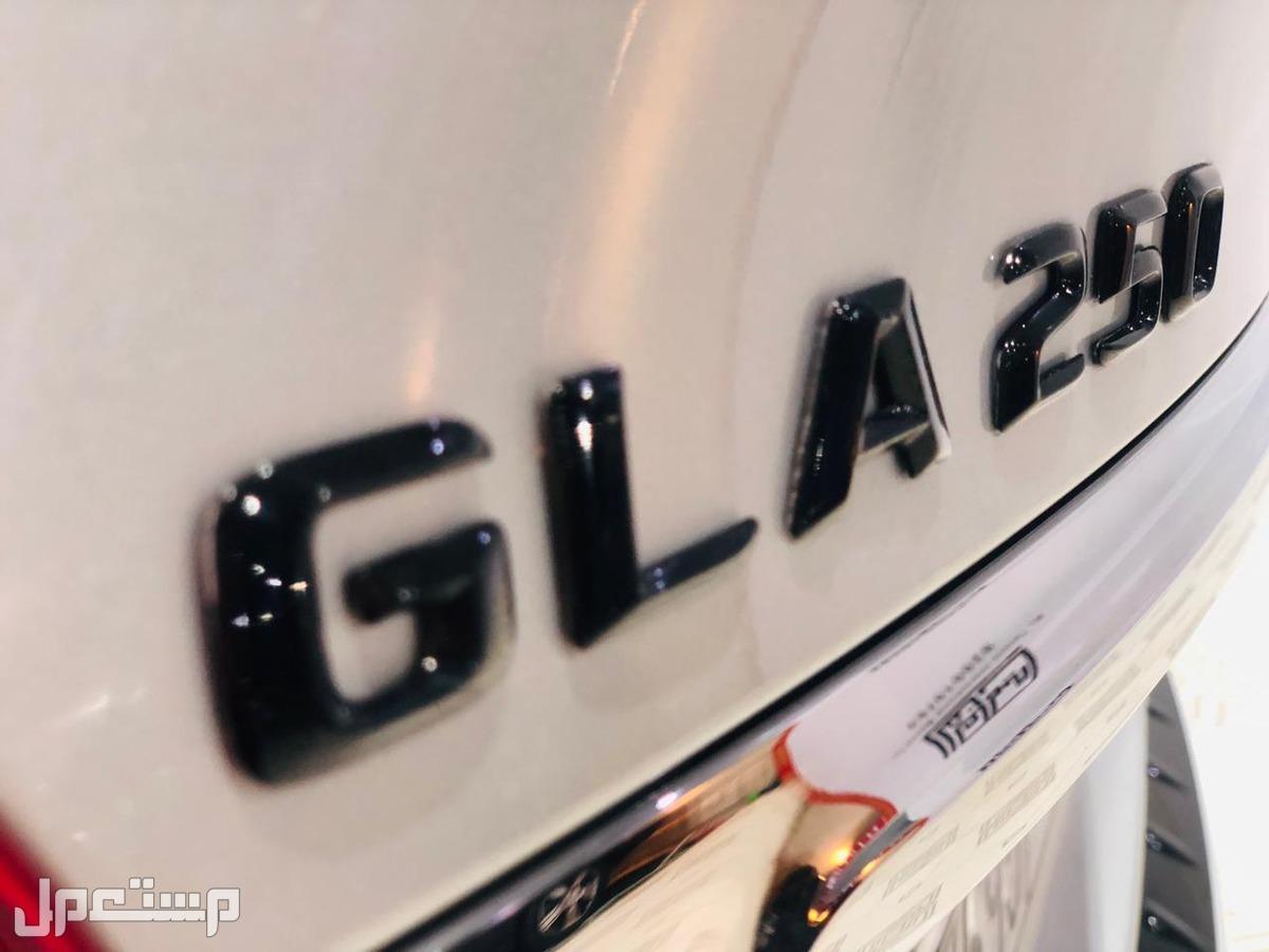 » مرسيدس GLA 250 بحالة الوكالة 2016