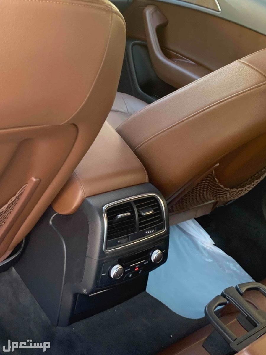 اودي A6 2015 مستعملة للبيع