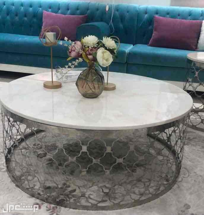 طاولات رخام اصلي