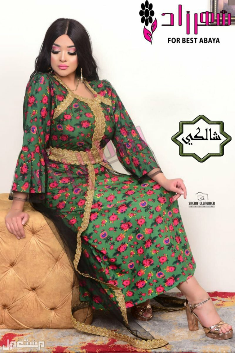 شهرزاد الثوب الرمضاني الخليجي