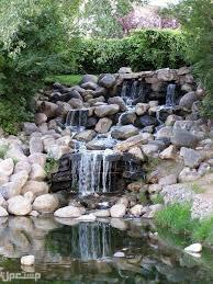 هل لديك مساحة في منزلك وترغب في اشغالها بابداع وجمال ..؟ الطبيعة تبدع بذاتهابأشجارها وأزهارها وأحجارها وبأصوات قرقرة وخرير وتنقيط مياهها